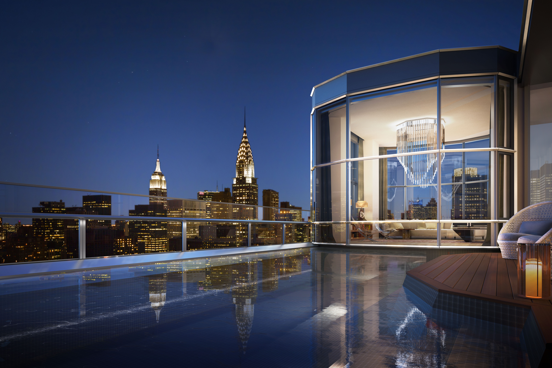 De 5 duurste penthouses ter wereld wvm wonen voor mannen for Garden city pool ny