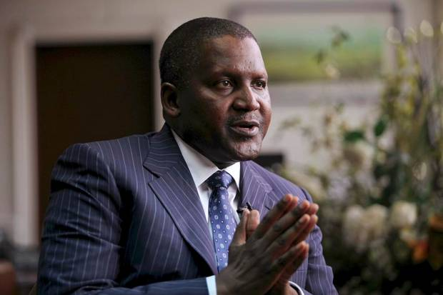 Ventures Africa | Dangote Set For Further Investment From Dubai's Sovereign Wealth Fund