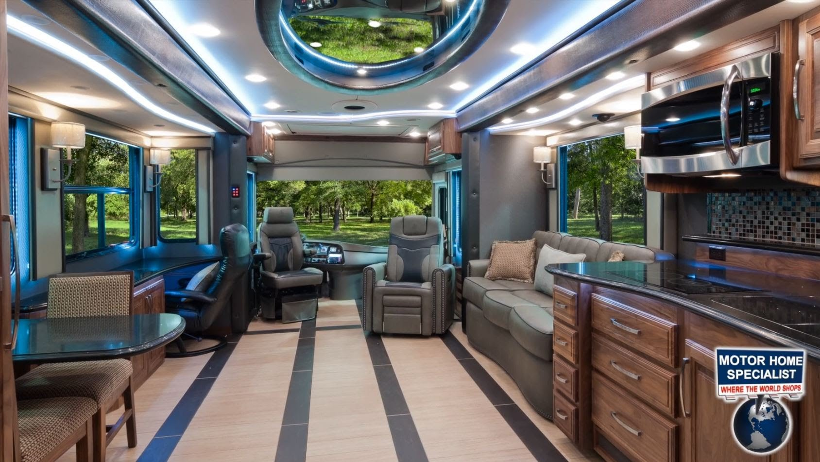 RV vacation options go luxe: Travel Weekly