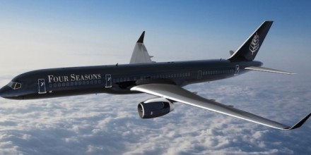 Four Seasons Private Jet set for take-off | News | Breaking Travel News