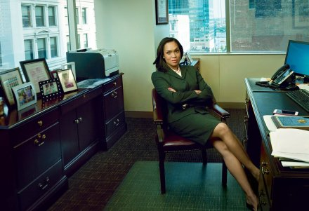 Meet Marilyn Mosby: The Baltimore Prosecutor in the Eye of the Storm - Vogue